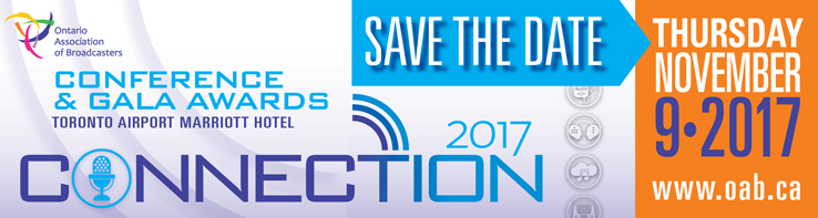 Connection 2017 Save The Date Conference & Gala Awards